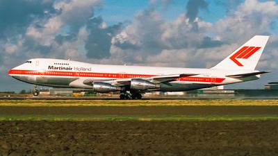 PH-MCE - Boeing 747-21AC(SCD) - Martinair Holland