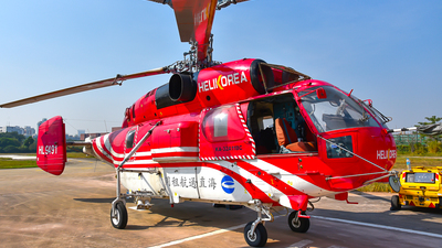 HL9491 - Kamov Ka-32A-11BC - Citic General Aviation