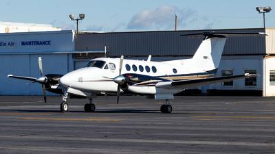 N77ML - Beechcraft B200GT Super King Air - Adams Aviation