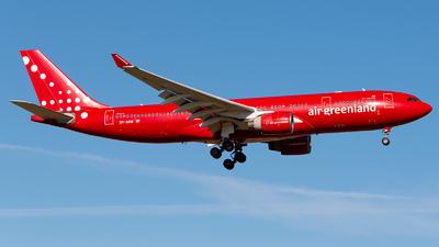 OY-GRN - Airbus A330-223 - Air Greenland