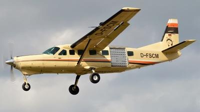 D-FSCM - Cessna 208B Grand Caravan - Private