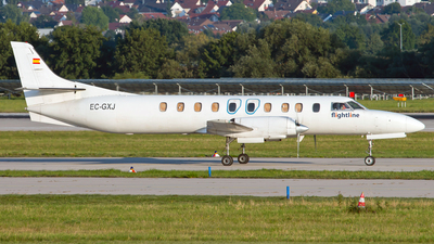 EC-GXJ - Swearingen SA226-TC Metro II - Flightline