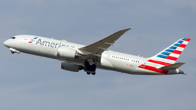 N811AB - Boeing 787-8 Dreamliner - American Airlines