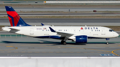 A picture of N133DU - Airbus A220100 - Delta Air Lines - © global_flyer1