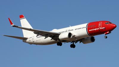 LN-NGV - Boeing 737-8JP - Norwegian