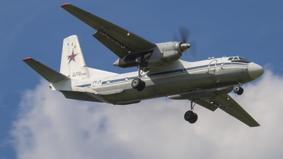 RF-36059 - Antonov An-26 - Russia - Air Force