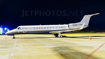 A picture of P4RYY - Embraer Legacy 600 - [14500941] - © Lucas Coacci