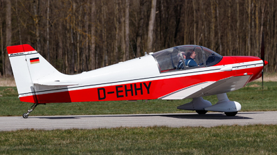 D-EHHY - Robin DR220 2+2 - Private