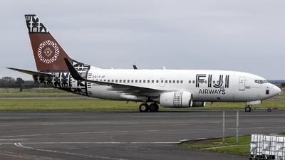 DQ-FJF - Boeing 737-7X2 - Fiji Airways