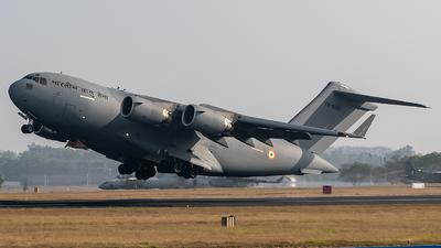 CB-8009 - Boeing C-17A Globemaster III - India - Air Force