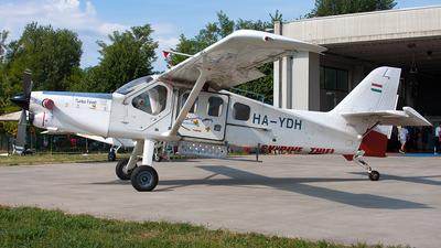 HA-YDH - Technoavia SM-92T Turbo Finist - Skydive Thiene