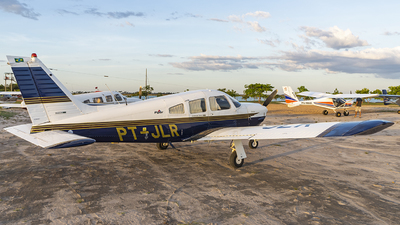 PT-JLR - Piper PA-28R-200 Cherokee Arrow - Private