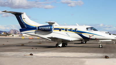 N100FF - Embraer 500 Phenom 100 - Private