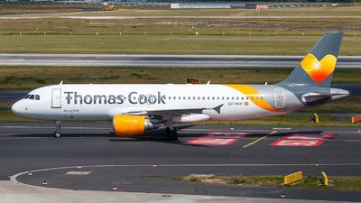 EC-MVH - Airbus A320-214 - Thomas Cook Airlines Balearics