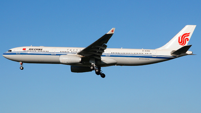 B-8386 - Airbus A330-343 - Air China