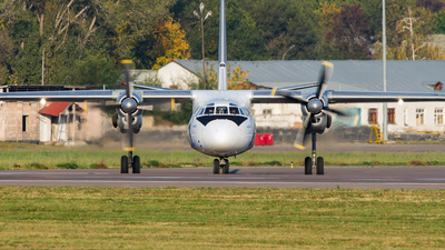 UP-AN416 - Antonov An-24RV - Southern Sky