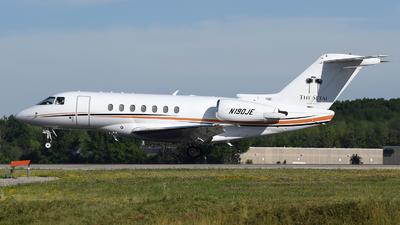 N190JE - Hawker Beechcraft 4000 - Private