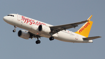 TC-NCL - Airbus A320-251N - Pegasus Airlines