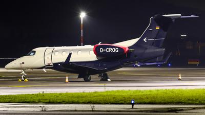 A picture of DCROG - Embraer Phenom 300 - Air Hamburg - © C. v. Grinsven