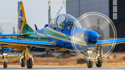 FAB5724 - Embraer A-29A Super Tucano - Brazil - Air Force