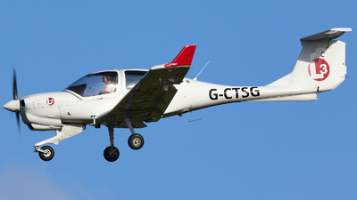 G-CTSG - Diamond DA-40NG Diamond Star - L3 European Airline Academy