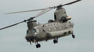 ZH777 - Boeing Chinook HC.2 - United Kingdom - Royal Air Force (RAF)