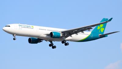 G-EILA - Airbus A330-302 - Aer Lingus UK