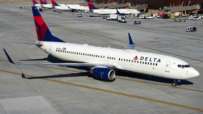 A picture of N3768 - Boeing 737832 - Delta Air Lines - © Michael Rodeback