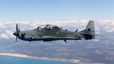 FAB5957 - Embraer A-29B Super Tucano - Brazil - Air Force