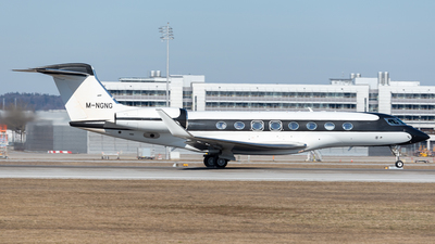 M-NGNG - Gulfstream G650 - Private