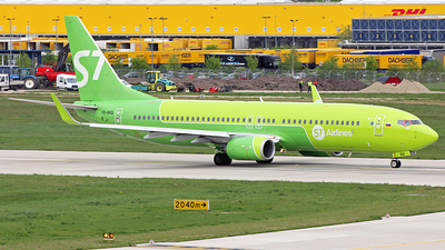 A picture of VQBRQ - Boeing 7378LP - S7 Airlines - © Florian Resech