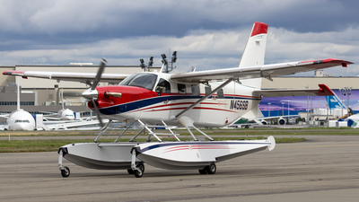 N456SB - Quest Aircraft Kodiak 100 - Private