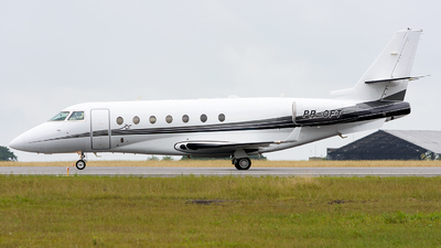 A picture of PROFT - Gulfstream G200 Galaxy - [027] - © Thyago Thomas - AirTeamImages