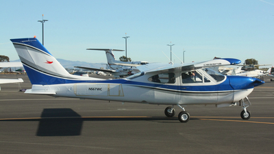 N567WC - Cessna 177RG Cardinal RG - Private