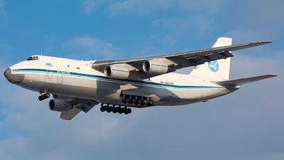 A picture of RA82014 - Antonov An124 -  - © Ilia Martemianov