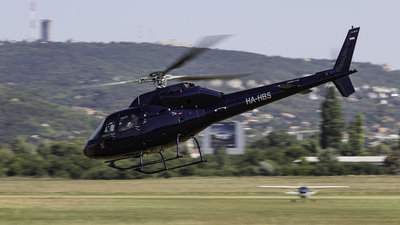 HA-HBS - Eurocopter AS 355F2+ Ecureuil - Fly-Coop