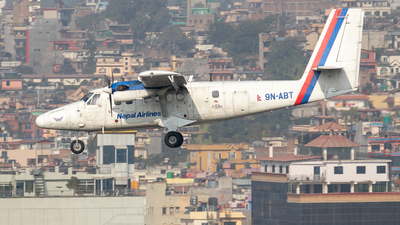 9N-ABT - De Havilland Canada DHC-6-300 Twin Otter - Nepal Airlines