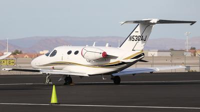 A picture of N530AJ - Cessna 510 Citation Mustang - [5100234] - © C. v. Grinsven