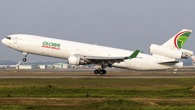 Z-GAA - McDonnell Douglas MD-11(F) - Global African Aviation