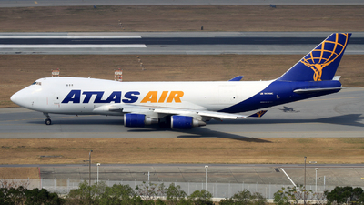 N495MC - Boeing 747-47UF(SCD) - Atlas Air