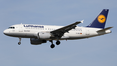 A picture of DAIBI - Airbus A319112 - Lufthansa - © Marvin Knitl