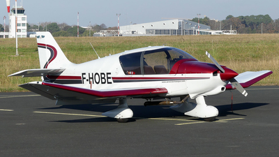 A picture of FHOBE - Robin DR400/140B - [2567] - © Javier González