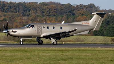 LX-FLG - Pilatus PC-12/47E - Jetfly Aviation