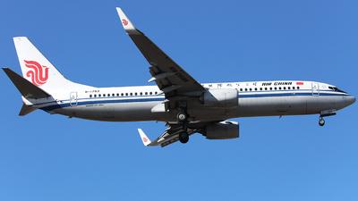 B-1763 - Boeing 737-89L - Air China