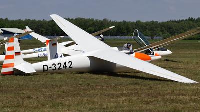 D-3242 - Schleicher Ka-6CR - Private