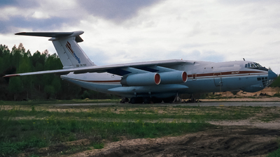 RA-76755 - Ilyushin IL-76T - Inversija