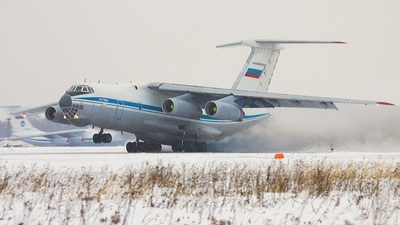 RA-76772 - Ilyushin IL-76MD - Russia - Air Force