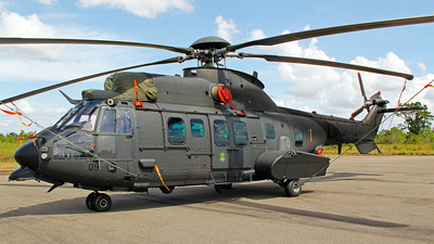 EB-5009 - Airbus Helicopters H225M - Brazil - Army