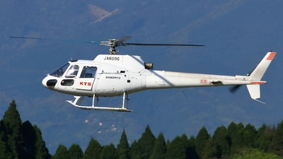 JA6096 - Aérospatiale AS 350B Ecureuil - Kagoshima International Aviation