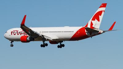 A picture of CFIYE - Boeing 76733A(ER) - [33422] - © Scott Merriman